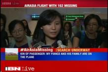 It was his last vacation before our wedding, says fiance of a missing AirAsia flight passenger
