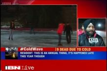 Cold wave continues unabated in North India, mercury touching new lows