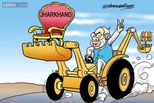 Cartoon of the day: Jharkhand Assembly elections 2014