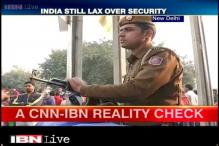 Status check: India still lax over security