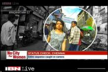 Chennai: Men stare, stalk undercover reporter in jeans in broad daylight
