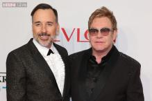 Sir Elton John to marry partner David Furnish