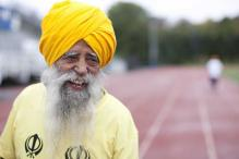Indian-origin marathon runner gets British Empire Medal