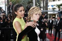 I would love to be Jane Fonda's best friend: Freida Pinto