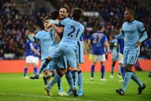 EPL: Manchester City primed to pounce on leaders Chelsea