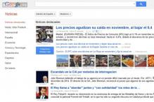 Google locking Spanish publishers out of Google News service