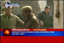 Rave party at farmhouse busted, Gurgaon Police detains 40
