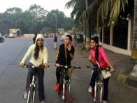 Trisha Krishnan shares holiday pictures; Hansika Motwani goes cycling: Here's what southern stars were up to on social media