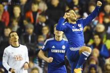 Chelsea, third-tier Sheffield United in Capital One semi-finals