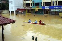 21 killed, two lakh flee worst Malaysia floods in decades
