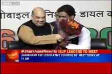 Jharkhand: BJP's legislature party meet today on forming government