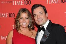 Jimmy Fallon and wife Nancy welcome their second child