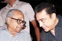 Kamal Haasan wishes guru K Balachander a speedy recovery