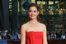 Nice to be a part of something that did affect people: Katie Holmes on doing 'Dawson's Creek'