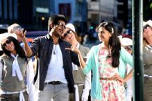 'Kaaki Sattai' stills: Sivakarthikeyan tries to woo Sri Divya in the new song 'I'm so cool'