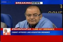 Cabinet approves Ordinances on land acquisition, regularisation of illegal colonies in Delhi