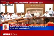 Centre to take ordinance route to effect changes in Land Acquisition Act