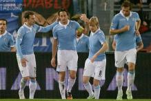 Serie A: Lazio move provisionally third with 3-0 win