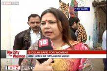 Delhi not 100 per cent safe for women, says BJP MP Meenakshi Lekhi