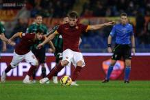 AS Roma snatch 2-2 draw against Sassuolo in Serie A