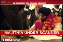 Embarrassment for NDA, ED to probe Punjab Minister Bikram Singh Majithia in drugs racket case