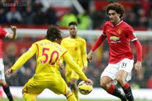 I was made a scapegoat for Manchester United's last season failure: Marouane Fellaini
