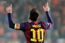 Lionel Messi is the best footballer of all time: David Silva
