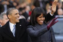 Finding Christmas gift for wife Michelle is a puzzle for Barack Obama too