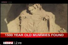 One million mummies in Egyptian cemetery!