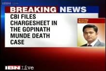 CBI files chargesheet in Gopinath Munde case against his driver Gurvinder Singh