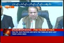 Peshawar school attack: Sharif vows to rid Pakistan of terrorism, says sacrifice of children won't be in vain