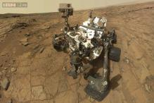 Curiosity rover takes a new selfie on Mars