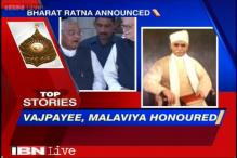 News 360: Bharat Ratna announced; Vajpayee, Malaviya honoured