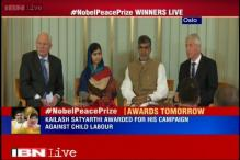 Malala is like my daughter: Nobel Prize laureate Kailash Satyarthi