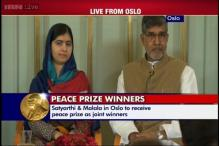 Live: Freedom is a matter of right for children across the world, says Satyarthi