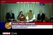Watch: Oslo prepares to crown Nobel Peace winners Kailash Satyarthi and Malala Yousafzai