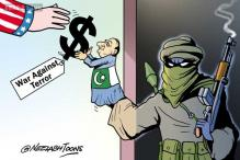 Cartoon of the day: Pakistan against terrorism