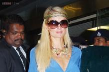 Paris Hilton gets threatening messages