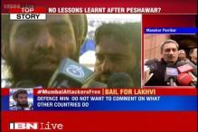 Granting bail to Lakhvi not right move: Defence Minister Parrikar