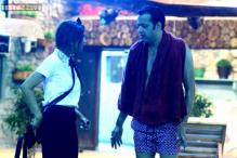Bigg Boss 8: Was Rahul Mahajan-Dimpy Ganguly's reunion inside the house an attempt to revive the falling TRPs of the show?