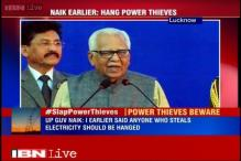 Those who steal electricity should be beaten with shoes: UP Governor