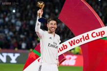 Sergio Ramos caps 'best year' with Club World Cup award
