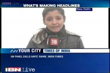 In Your City: Thick fog covers Delhi