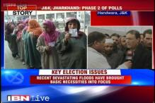 Voting underway in 2nd phase of Jharkhand, Jammu & Kashmir Assembly polls