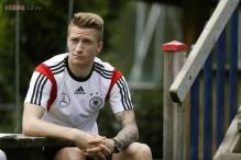 Borussia Dortmund's Marco Reus gets hefty fine for driving without licence