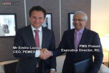Reliance Industries Ltd, Mexican state owned Pemex sign MoU