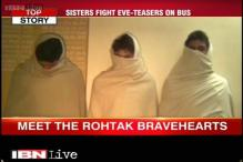 Rohtak: Two girls thrash eve teasers, government to honour bravehearts