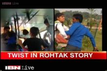 Rohtak eve-teasing row: Contradictory versions emerge as second video of two the sisters surfaces