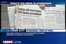Watch: News that made headlines in Hyderabad today