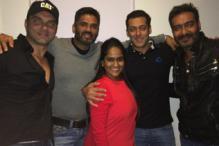 Inside Salman Khan's birthday bash